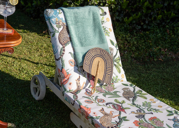 Ngala Trading launches outdoor fabric and pillows with Ardmore